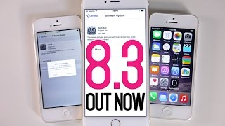NEW iOS 8.3 Released - Everything You Need To Know