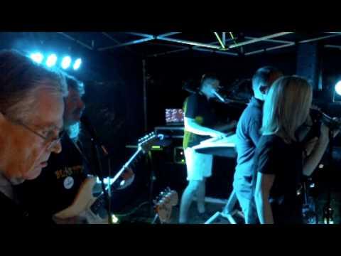The new Black Bottom Band an Rhein in Flammen 2013