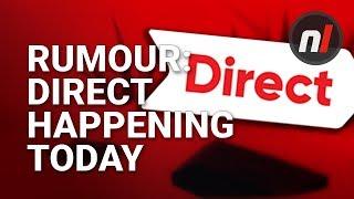 [OLD] RUMOUR: Surprise Nintendo Direct Happening 20th Aug
