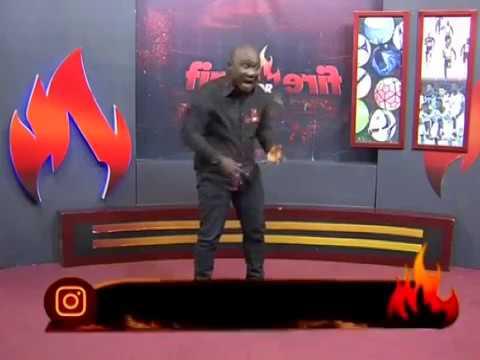 Fire 4 Fire on Adom TV (19-4-18)