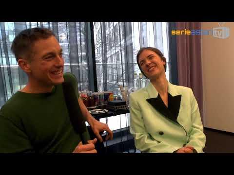 BABYLON BERLIN - Season 3: Interview Mit Liv Lisa Fries & Volker Bruch