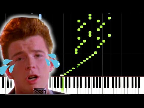 Never Gonna Give You Up, but it's so beautiful, I'm 99.99% sure YOU WILL CRY!