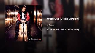 Work Out (Clean Version)