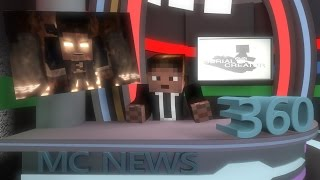 Новости майнкрафт сериалов #3 (Специальный гость: создатель Craft Wars) l 360°