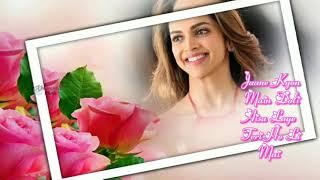 Manwa Laage Song 😍 Lyrics Video / Deepika Padukone / WhatsApp Status