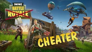 Biggest Fortnite cheaters ever seen/Insane Fortnite's cheaters