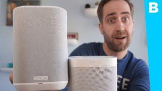 Denon laat Sonos alle hoeken van de kamer zien