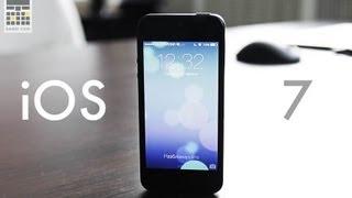 iOS 7 Beta 1 - Обзор Новой Мобильной Операционной Системы от Apple - Keddr.com