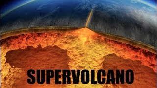 """Scientists WARN: """"Magma on the Move"""" - RISING Up under Supervolcano"""