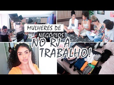 VLOG VIDA REAL   2 DIAS COMIGO A TRABALHO NO RIO DE JANEIRO!!