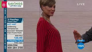 Baixar HSN | Antthony Design Original Fashions 12.10.2018 - 04 PM