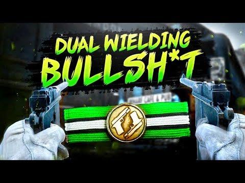 COD WW2 SnD - Dual Wield Bullsh*t!