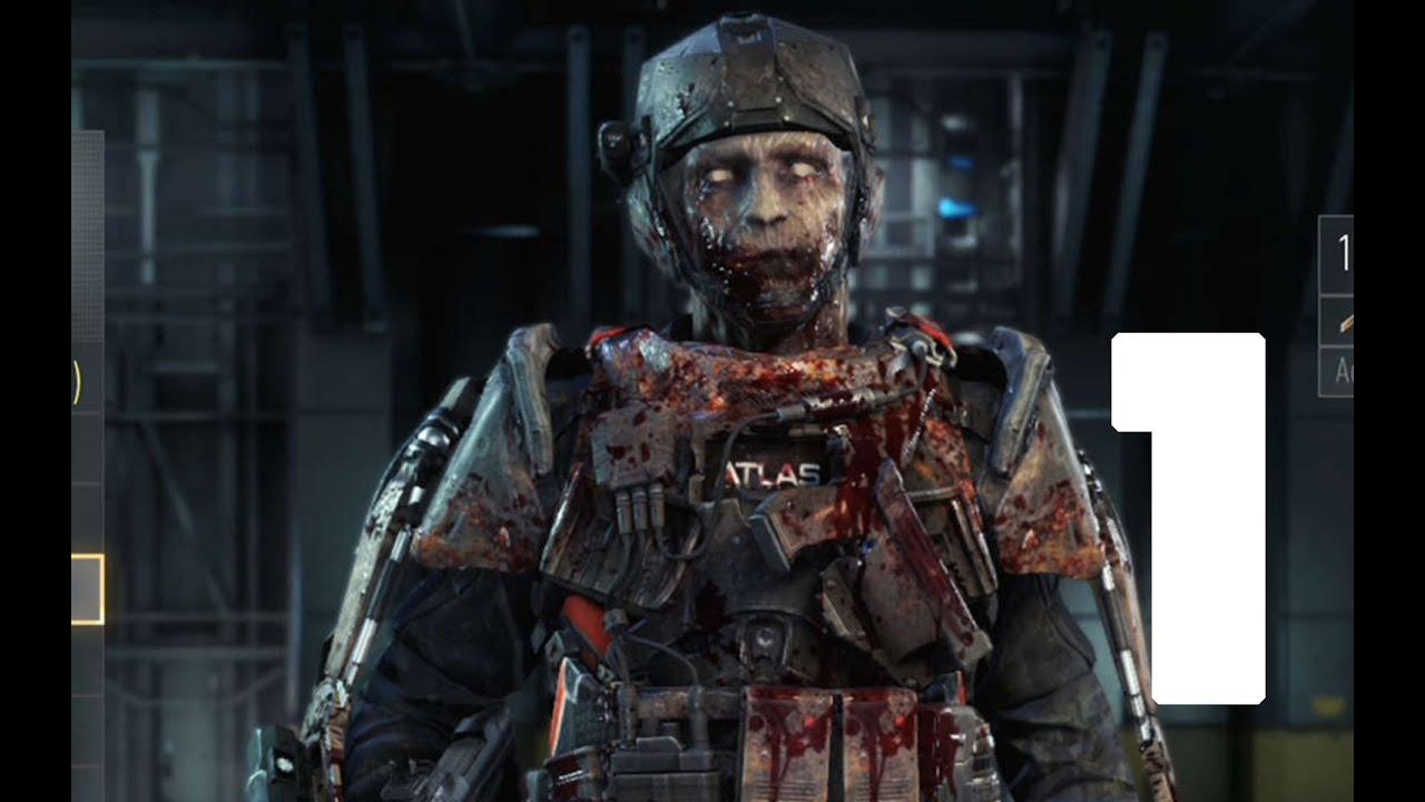 Call of Duty Advanced Warfare- Part 1 Havoc Exo Zombies ... Call Of Duty Advanced Warfare Havoc Zombies