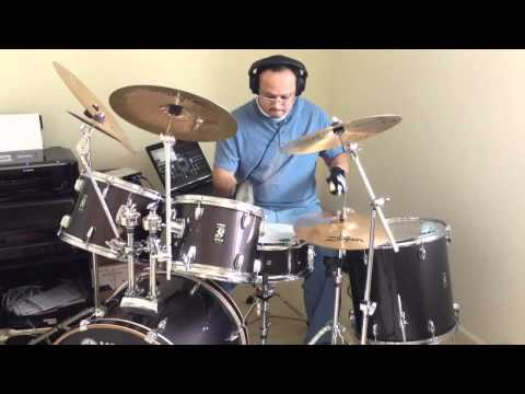 Covers, Soda Stereo - Ecos, Drums.