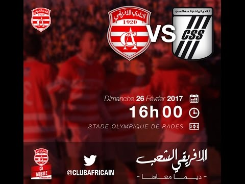 CLUB AFRICAIN - C.S.SFAXIEN