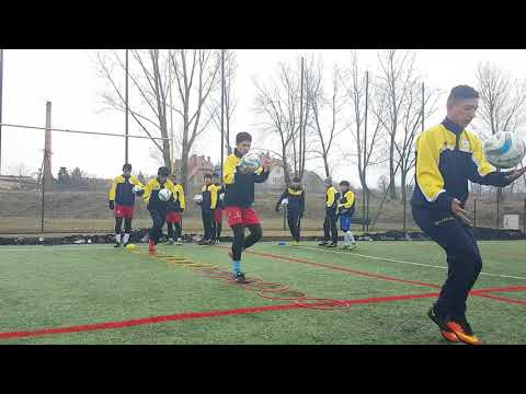 Ars Football Academy in Poland 2018