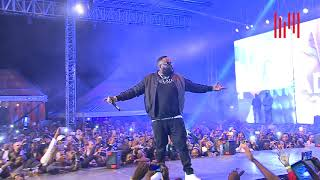 RICK ROSS BLOWIN' MONEY FAST AT THE NRG WAVE
