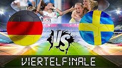 VIERTELFINALE ⚽️ DEUTSCHLAND vs SCHWEDEN | ORAKEL FRAUEN WM 2019