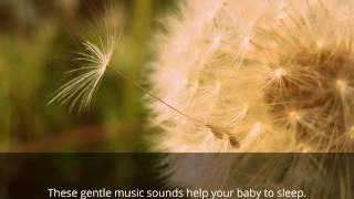 BABY SLEEP MUSIC. Gentle calming instrumental music. TESTED - works as the Best LULLABIES.