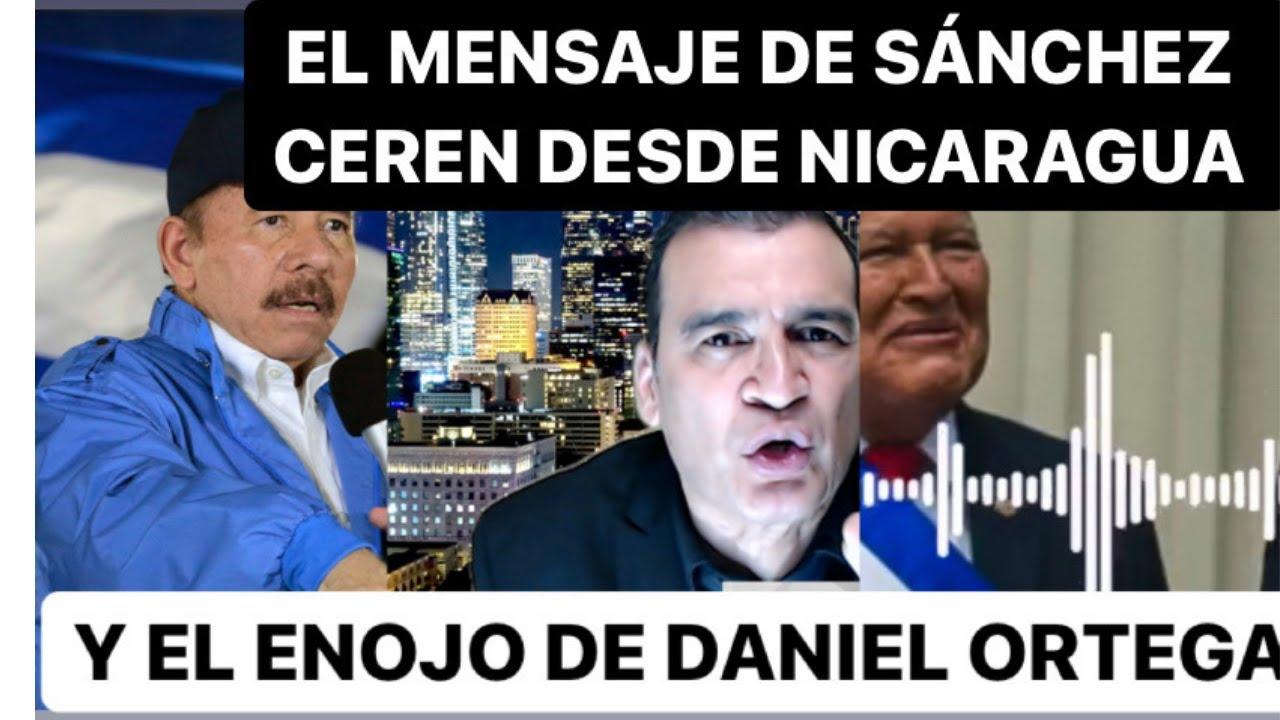 "Download DANIEL ORTEGA QUIERE QUE NAYIB BUKELE LE PIDA PERDON POR QUERER ""EXTRADITAR"" SANCHEZ CEREN😱"