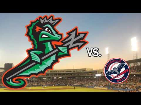 Norfolk Tides vs. Louisville Bats - May 20, 2018 (Game 2)