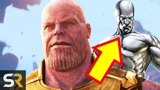 20 Ways Avengers: Infinity War Was Almost Completely Different