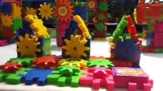 Детский конструктор Funny Bricks(Конструктор Funny Bricks (Gears) – уникальный конструктор для детей от 3 до 10 лет. Ваш малыш будет развивать творческ..., 2016-11-04T17:03:47.000Z)