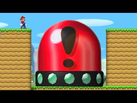 Can Mario press