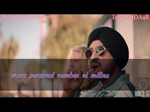 Tu kri phone mera maneger chaku ga diljit new song whatsapp stetus