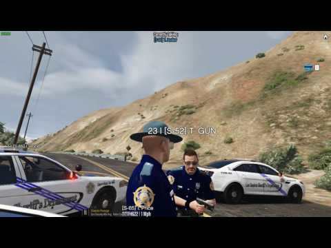 Modern Gaming Network Roleplay Patrol (FiveM)