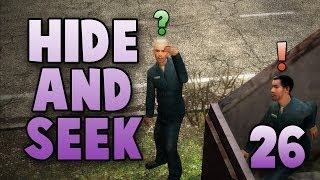 I Saw You Jump Down! (Hide & Seek #26)