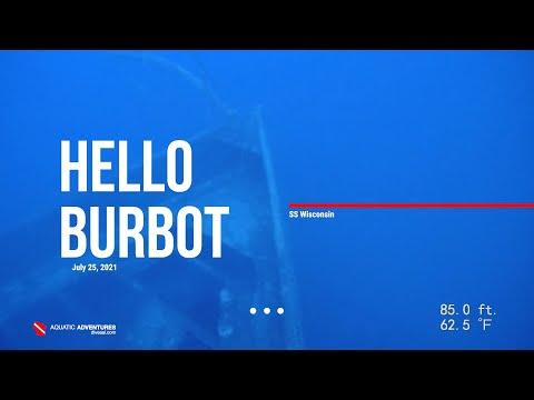 Lake Michigan | Hello Burbot - SS Wisconsin