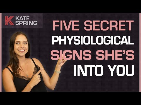 5 Secret Physiological Ways To Tell A Girl Is Into You