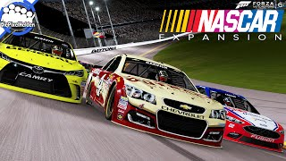 fm6 nascar expansion 12 zurck ins oval let s play fm6 nascar expansion