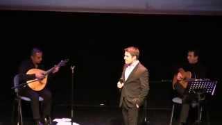 GENEVE 4/4/14. PEDRO MOUTINHO interpreta ALFAMA.