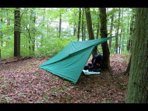 Biwakieren: Meine Tipps für Fernwanderer und Abenteuerläufer bei der Wahl von Biwakplätzen