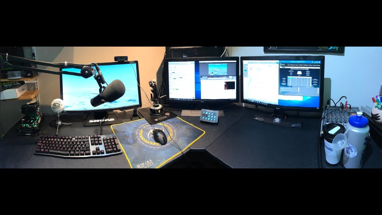 Twitch Stream Setup