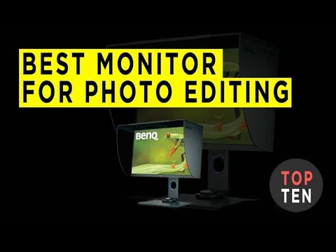 Best Monitor For Photo Editing - 2021