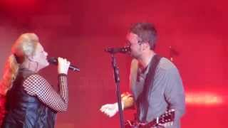 thats damn rock and roll eric church and joanna cotton