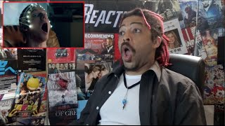 Minority Report  - Trailer REACTION