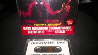 Judgement Day DJ Bass Generator, MC Sharky, Happy Series