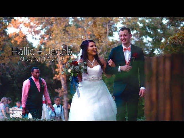 Hallie + Jacob / Wedding / August 17, 2018 / Blanchard, OK