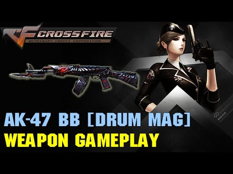 Chinese CrossFire - AK-47 Born Beast (Drum Mag)