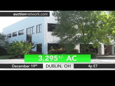 Large Office Building Auction - Dublin, OH
