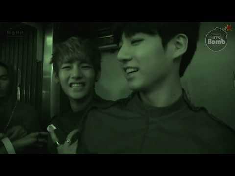 [BANGTAN BOMB] V thinks Jungkook like baby! lol