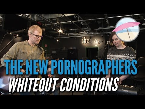 The New Pornographers - Whiteout Conditions (Live at the Edge)