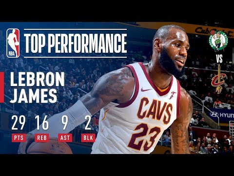 Download Youtube: LeBron James FULL Game Highlights | 29 Points, 16 Rebounds, 9 Assists