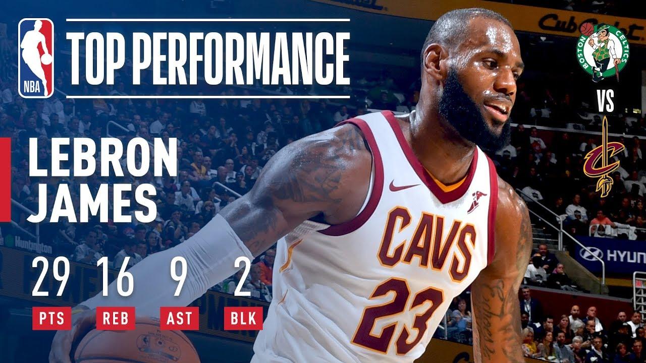 Lebron James Full Game Highlights 29 Points 16 Rebounds