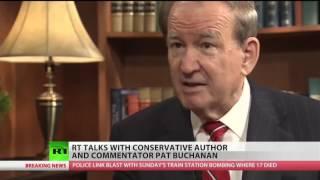 Pat Buchanan on Whites in America (2010 / 2013 / 2016)