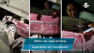 Luego del accidente en la Línea 12 del Metro, nuevamente afloró la solidaridad mexicana. Personas que se encontraban cercanas al accidente se acercaron a auxiliar a las víctimas, así intentaron ayudar a uno de los autos que aplastó el tren siniestrado